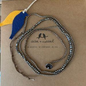 Chloe + Isabel Delicate Multi-Wrap Bracelet